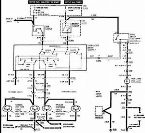 Buick Diagrams   1987 Buick Grand National Fuse Box