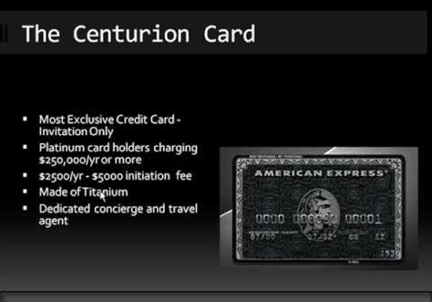 Note that beginning on feb. American Express Black Card The Centurion Card | Money savings tips in 2019 | American express ...