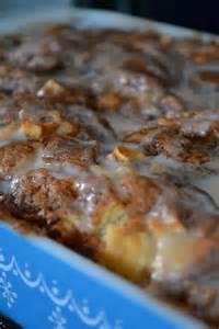 Coffee Apple Fritter Cake Recipe