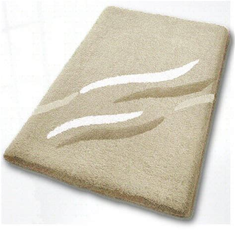 luxury bath rugs  extra large sizes  bold unique colors