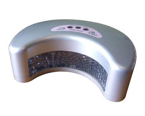 Home 10w Led Nail Uv Lamp Light Using Led Modeling Gel