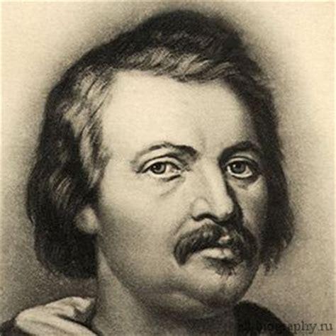 краткая биография оноре де бальзак honorе de balzac писатели