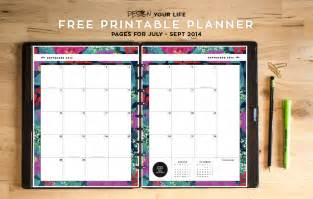 free daily calendar 2015 8 best images of free printable 2016 planners and