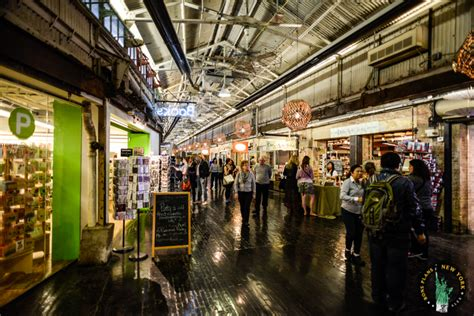 chelsea market    place   york