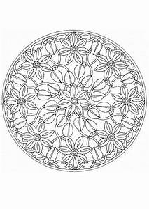 Images Of Mandala Coloring Pages Expert Level Summer