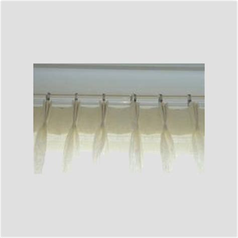 acrylic lucite curtain and drapery rods brackets and