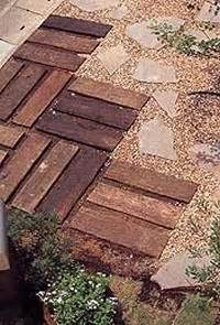 landscape grade railroad ties tampa railroad ties
