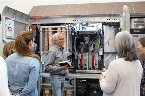 Briggo can also charge its customers less for any given beverage because it isn't paying an actual do you think briggo will be a success? ArticulATE Q&A: Briggo's Coffee Haus has Served 470,000 Cups of Robot-Made Drinks