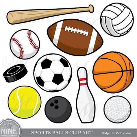 clipart sport sports balls clip sports balls clipart downloads