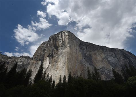 Yosemite Second Rock Fall Reported After Climber Killed