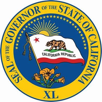 Governor California Newsom Seal Gov Gavin Names