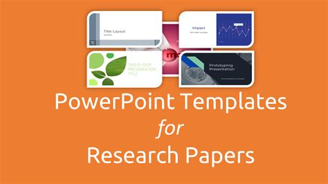powerpoint templates  research papers