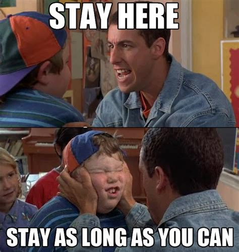 Billy Madison Back To School Meme - 12 hilariously perfect billy madison moments moviefone