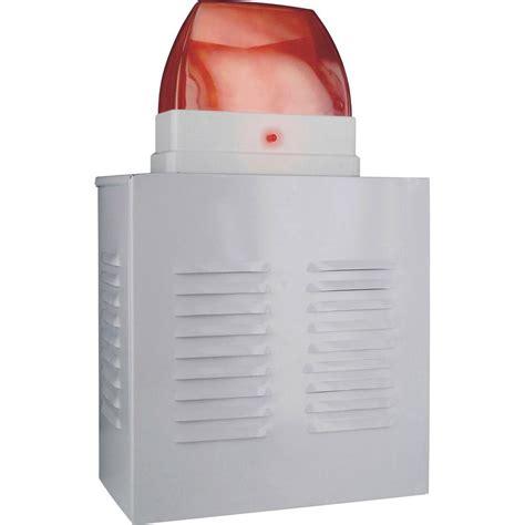 boitier alarme exterieur factice bo 238 tier vide pour sir 232 ne d alarme ou gyrophare smartwares sa11d pour l int 233 rieur pour l