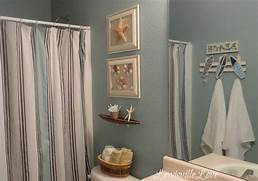 Amazing Beach Themed Bathroom Decoration Bathroom Decorating Ideas