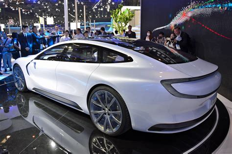 Leeco Is Taking On Tesla By Building A 18 Billion