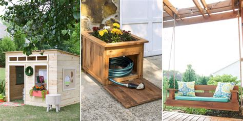 awesome outdoor woodworking projects