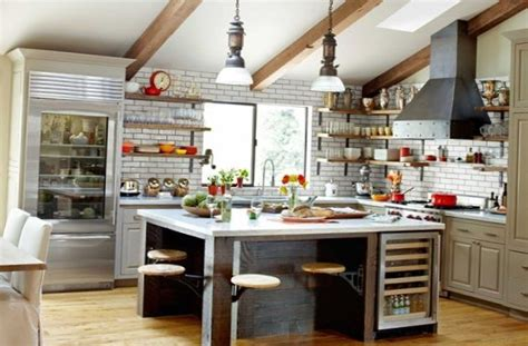 excellent kitchen   industrial style  sweet house