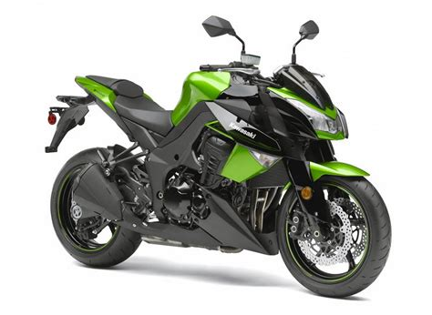 2013 Kawasaki Z1000 Sport