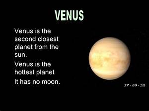 Venus Has No Moons (page 2) - Pics about space