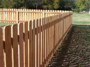 Cedar Picket Fence Designs