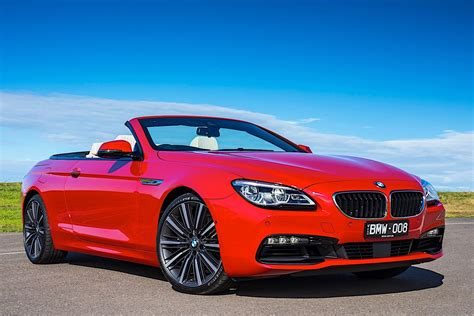 Bmw 6 Series Convertible Lci (f12) Specs  2015, 2016