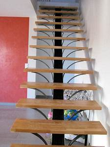 Escalier Fer Et Bois : escalier fer et bois par regisrenov blog montigny en gohelle ~ Dailycaller-alerts.com Idées de Décoration