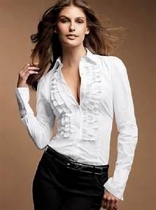 Versatilidad de la Moda en Blusas Blancas AquiModa com: vestidos de boda, vestidos baratos