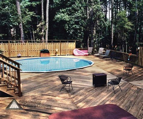 pool deck builder