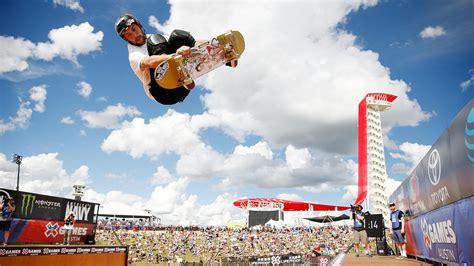 Espn X Games Skateboarding 1stfidelecom