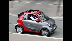 Smart Fortwo Cabriolet : essai smart fortwo cabriolet 1 0 71 bva passion 2016 youtube ~ Jslefanu.com Haus und Dekorationen