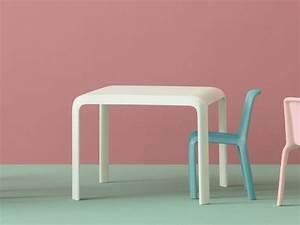 Chaise Et Table Enfant : choisir table et chaises enfant quelques id es int ressantes ~ Teatrodelosmanantiales.com Idées de Décoration
