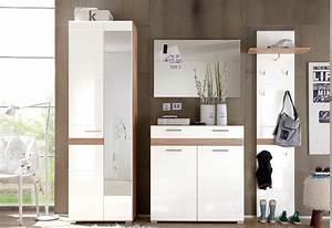 Garderoben Set Weiß Grau : garderoben set kuba 4 tlg diele flur ~ Bigdaddyawards.com Haus und Dekorationen