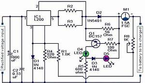 L200 Battery Charger Circuit