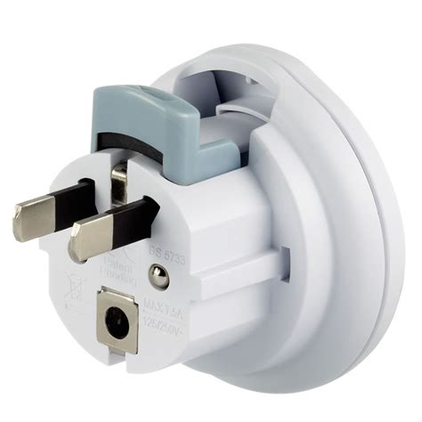 Compact Universal Travel Adapter | Plug Adapters