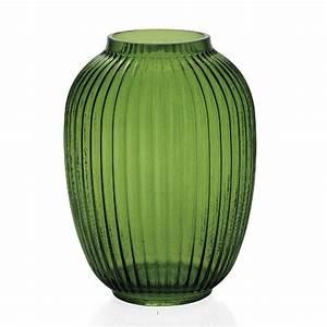 Grand Vase En Verre : vase verre vert un vase ideal pour metre en valeur vos bouquets ~ Teatrodelosmanantiales.com Idées de Décoration