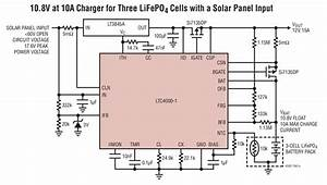 Ltc4000  48v To 10 8v At 10a Buck Converter Charger For 3