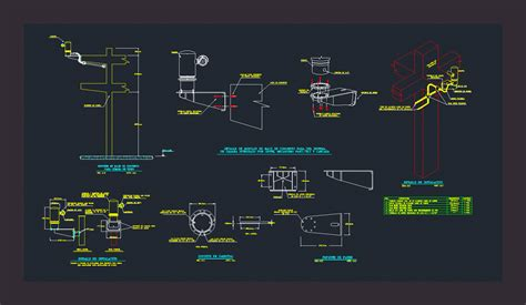 Cctv Installation Details Dwg Detail For Autocad €� Designs Cad