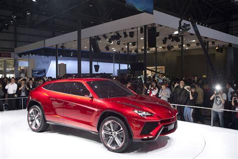 suv lamborghini lamborghini urus suv concept unveiled at beijing motor