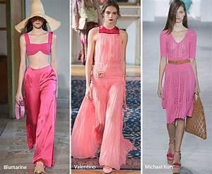Trends Sommer 2017 : spring summer 2017 color trends fashionisers ~ Buech-reservation.com Haus und Dekorationen