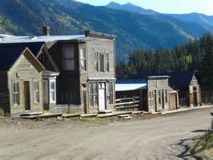 St. Elmo Colorado Ghost Town