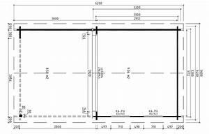 Gartenhaus 3 X 3 M : gartenhaus mit terrasse nora e 9m 44mm 3x6 ~ Articles-book.com Haus und Dekorationen