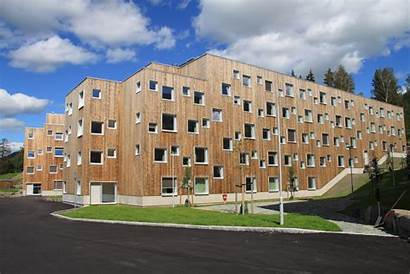 Student Housing Lillehammer Olympic Norway Youth Games