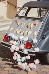 Decoration Voiture Mariage : 25 best ideas about just married on pinterest just married sign just married car and project ~ Preciouscoupons.com Idées de Décoration