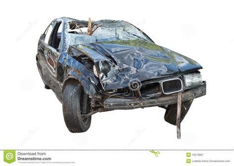 Broken Car. Stock Image. Image Of Emergency, Destruction