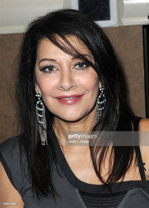 Actress Marina Sirtis participates in the 11th Annual Official Star... News Photo ...