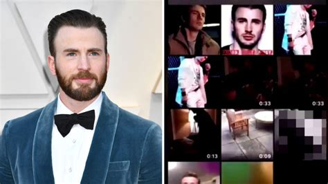 Chris Evans breaks silence after accidentally posting nude ...