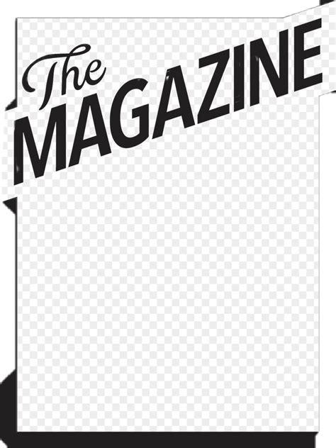 magazine cover sticker  linda