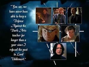 Defense Against the Dark Arts - Harry Potter Wallpaper ...