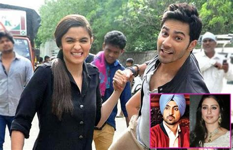 Diljit Dosanjh And Tabu To Join Alia Bhatt And Varun